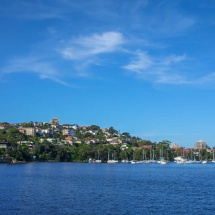 Manly Scenic mansion hill