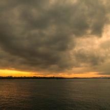 Yamba clouds