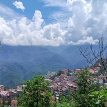 view on Sa Pa