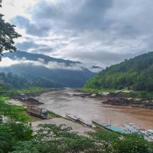 pakbeng hotel mekong river