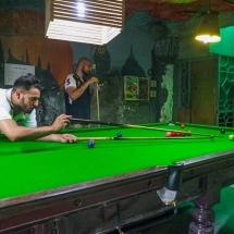 Chandigarh-snooker pro
