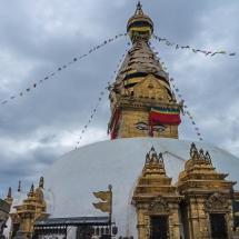 Kathmandu-Swayambhu temple