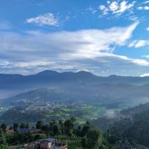 Kopan-dusty mountains