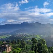 Kopan-dusty mountains I