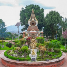 Kopan-garden temple big