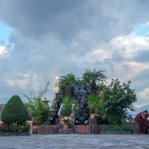 Kopan-sitting monks