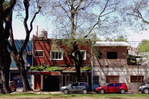 Chacarita Wohnhäuser