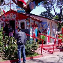 Kapelle für Schutzheilie Argentiniens