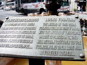 Beschreibung Liebesbrunnen
