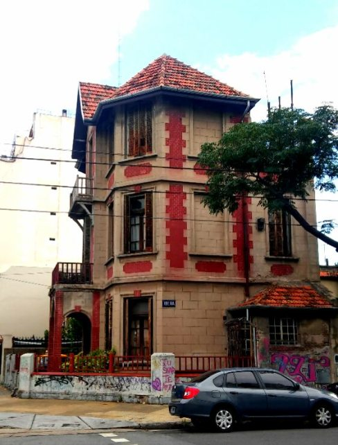 Altes Haus in Belgrano