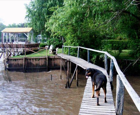 WorkaWay im Tigre Delta