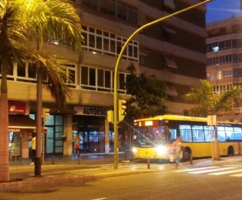 Wintertour Kanaren – Gran Canaria – Las Palmas – ankommen