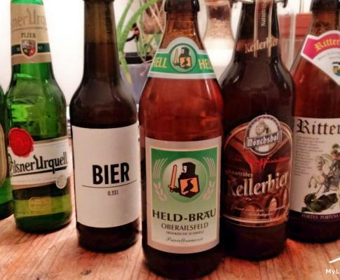 Späti Bier Verkostung Neukölln