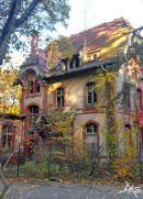 Beelitz-Heilstätten Ruine, gut erhalten