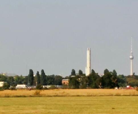 Das Tempelhofer Feld