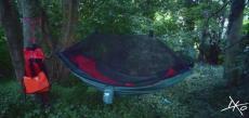 Camping-Biwak-Hängematte