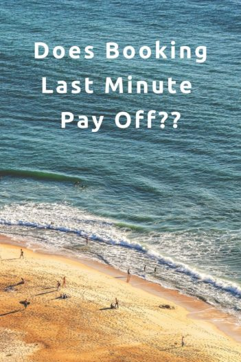 Is it possible to get a decent holiday if you wait till last minute to book? Are there still good holiday deals out there? Which websites do the best holiday deals? Find out the best way to book your last minute holiday...