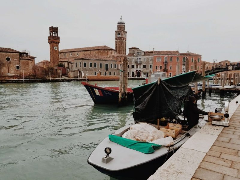Murano and its glass are definitely worth a boat trip from Venice for a few hours