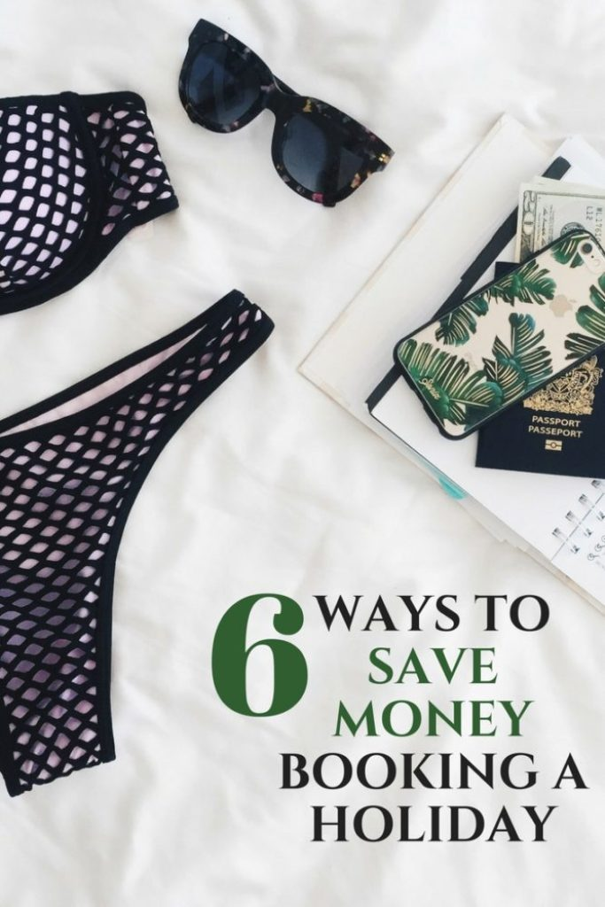 6 Top Tips to Save Money When Booking A Holiday. Avoid paying more for the hidden extras - learn some travel hacks that will save you money when making travel plans...
