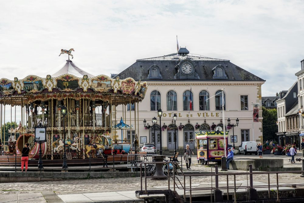 Honfleur is possibly the prettiest harbour in the world, a gem of Normandy and a great weekend break destinarion for 2018