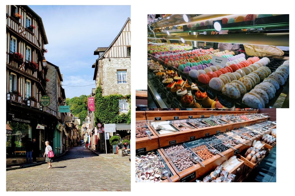 Honfleur Normandy is famous for it's art because of the fascinating connections with interesting artists, the back streets are fascinating! Roam around to learn some fun facts about Honfleur and amazing sights.