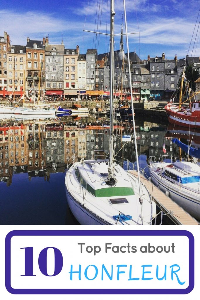 Honfleur is a fascinating place in Normandy with an intersting past, would you like to read 10 very wonderful and fun facts about this beautiful place? This place has seen plenty of cool history...