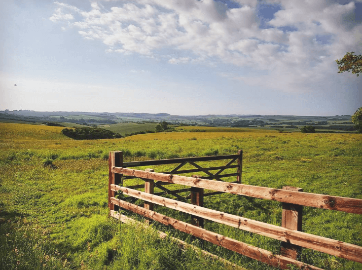 what is there to see in lincolnshire wolds?
