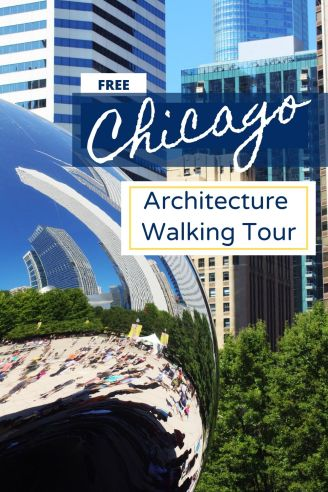 A Do It Yourself Chicago Architecture Tour. Everything you need to know about the significant building in #Chicago #midwest
