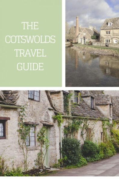 The Cotswolds 'must see' towns and villages - a complete guide, all you need to know and where you need to go in this most beautiful part of England. #Cotswolds #England #daytrip #uk #london