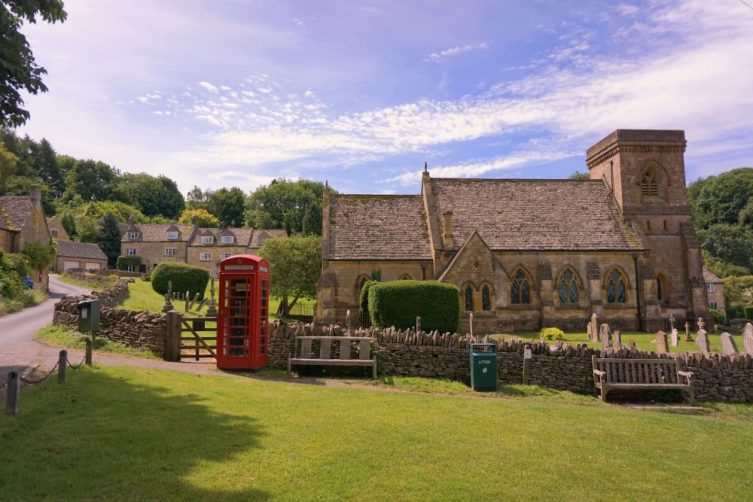 Snowshill - one of the pretty Cotswold villages
