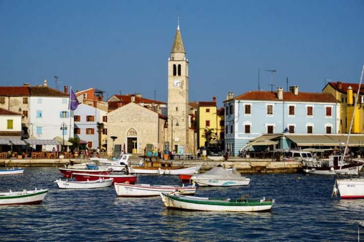 one of the best places on Istria - Fazana. A small town worth a day trip to see.