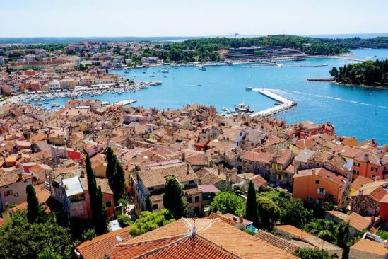 Top Places to visit Istria with good views