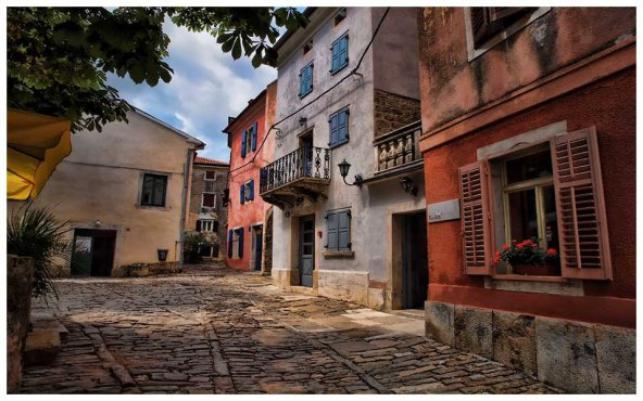 Top town to visit in Istria - Porec. Travel guide.