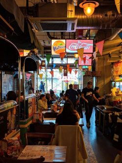 zaap in Nottingham is one of the quirkiest eateries there is in the city