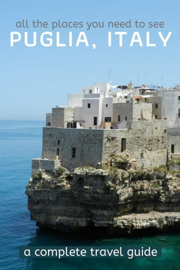 A Puglia Travel Guide - Things to do, places to see and hidden gems of Salento, Italy. #Puglia #Apulia #Salento #italy #europe #italytravel