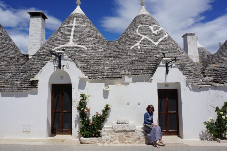 One of the most unusual Puglia towns : Alberobello
