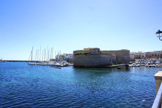 historic places Puglia, Italy