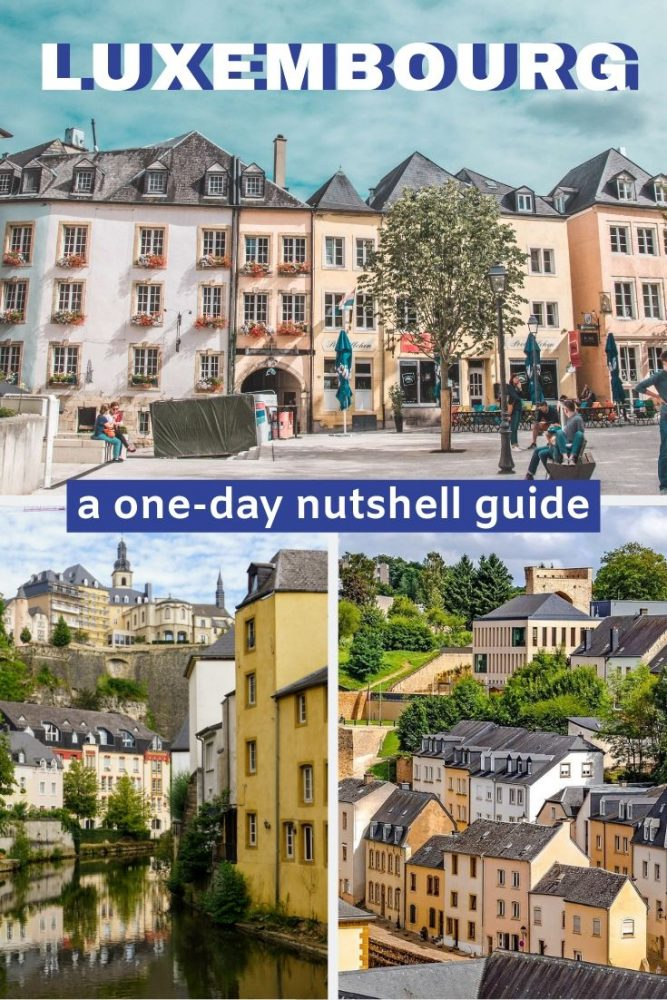 You only have one day in the city of Luxembourg - what is there to do? where are the best places to eat? and is there anything you must see? We've got it covered. Check out our Luxembourg guide for some quick tips and ideas if you're only here for a short time. #luxembourg #europe #citybreak