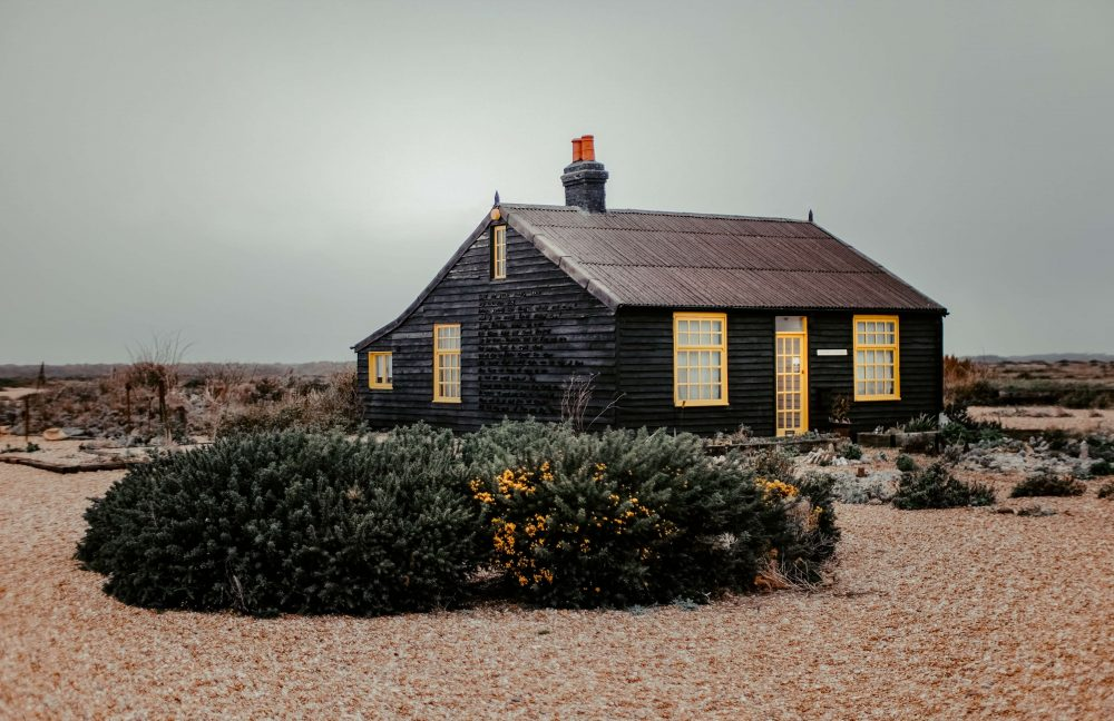 dungeness in kent - special weekend away