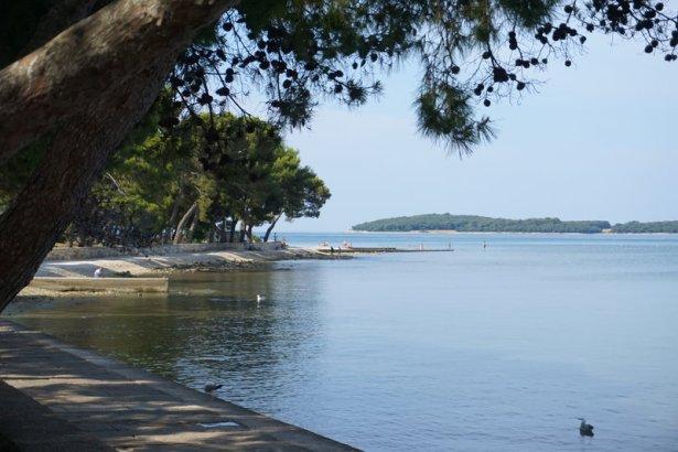 fazana beaches