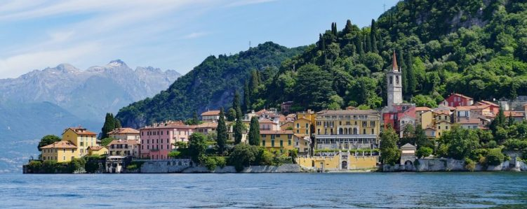Best places Lake Como, Italy - Varenna