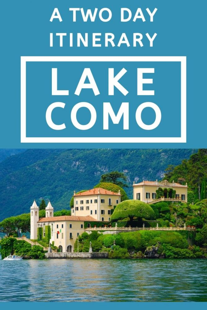 A Lake Como 2 day travel guide - the perfect itinerary to take in the highlights, places to stay and what to do in Lake Como, Italy. We've also covered the best towns in Lake Como so you can make the most of your trip. #lakecomo #italy