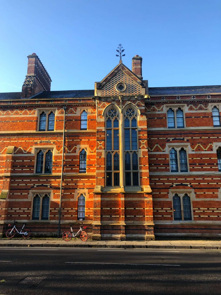 keble colleges oxford