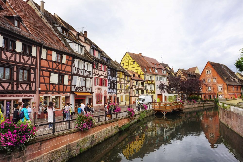 where to see in alsace - Colmar