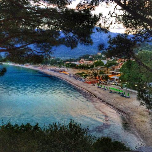 golden beach thassos hotels