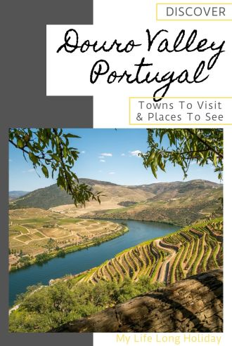 Visiting the Douro Valley in Portugal. A guide to some of the nicest towns and places to visit in this area of #Portugal. #Douro #Lamego #Amarante