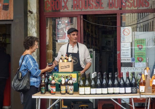 best markets in Lyon, France