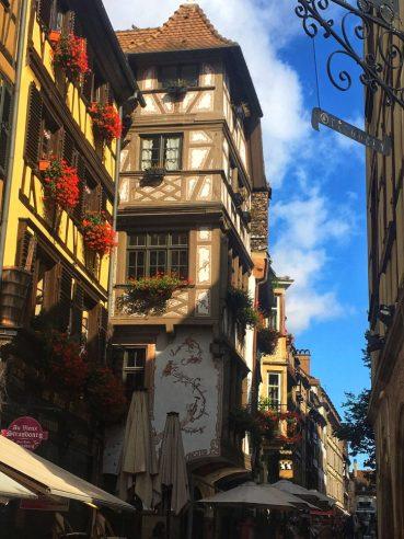 pretty strasbourg streets
