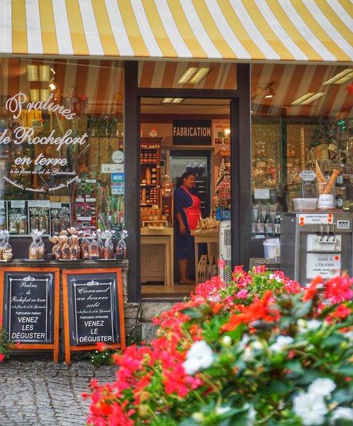 plus beaux ville France - Rochefort-en-terre