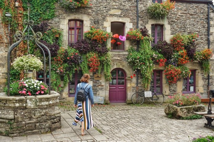 things to do in Rochefort-en-terre, Brittany, France
